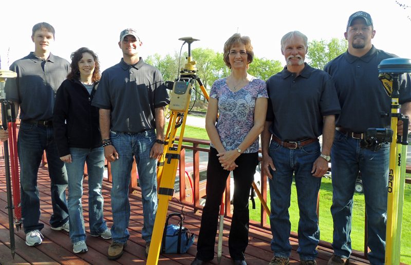 Mohn Surveying, Inc. Team
