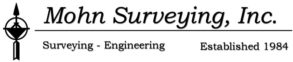 Mohn Surveying, Inc.